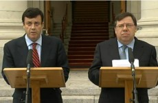 """I have the full support of all my colleagues"" – Cowen"