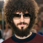 Make like Brad Delson of rockers Linkin Park and blur the boundaries of where your head hair begins and your facial hair ends.