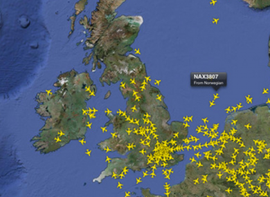 FlightRadar24: Only useful in certain circumstances, but a pretty shiny way of showing off your new iWhatever.