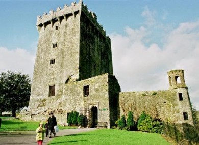 Tourism in Ireland suffered badly in 2010 - but the visitors that do come to Blarney Castle and the like do think we are better value for money now.
