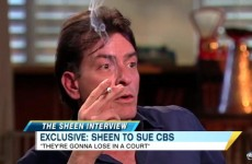 Charlie Sheen admits to being on a drug…called Charlie Sheen