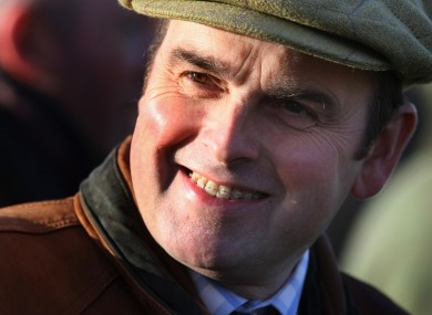 Trainer Alan King will be hoping for a bumper weekend.