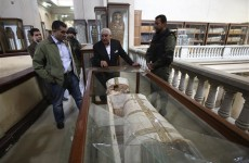 Egypt's top archaeologist warns of looting