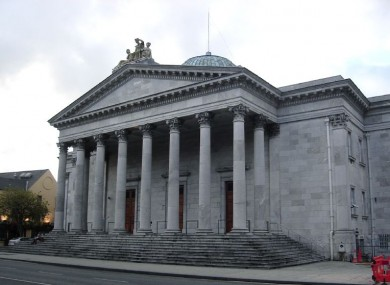 The courthouse in Cork city, where Judge Seán Ó Donnabháin this week criticised an alleged assault victim for the delay in reporting a case in spite of her profession.