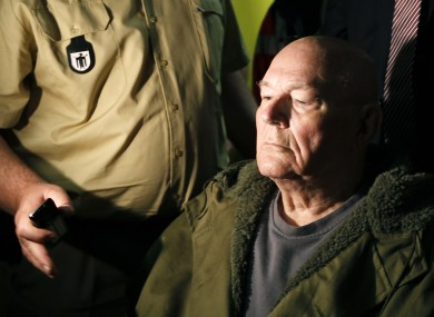 John Denjanjuk was convicted yesterday of accessory to murder at a Nazi death camp