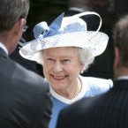 Queen Elizabeth ll visits the Irish National Stud at Kildare. (Pic: Mark Cuthbert/UK Press/Press Association Images)