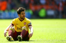Barcelona bound? AC Milan rule themselves out of Fabregas running