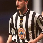 The French striker arrived at Newcastle in 1998 for £3.5m having somehow bagged a winners' medal with France at the World Cup, consistently starting ahead of Thierry Henry. Despite scoring on his debut against Liverpool, he was soon sent packing north to Rangers. The Glasgow club would later get their own back by offloading Jean Alain Boumsong in the other direction for a princely £8m. (Barry Coombs/EMPICS Sport)