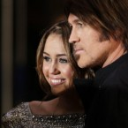 Singer and actress Miley Cyrus (18) has courted controversy this past year, staging ever more raunchy shows, giving one of her backroom team a lap dance and then there was the infamous pot smoking allegation, which she denies. Her devoutly Baptist Father leaves the management side of things to her Mother.