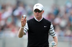 He's the man: Dyson fends off Green to win the Irish Open in Killarney