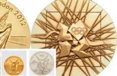 The 2012 London Olympics will have the biggest gold medals ever