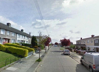Dunsink Drive in Finglas, Co Dublin