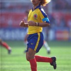 ... or the South American majesty of Carlos Valderrama?