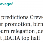 Robbie Savage gives his predictions for the season.