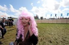 Day three at Electric Picnic: silly hats, pink hair, lycra and the music too