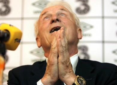 Giovanni Trapattoni: Dissecting the achievements of the lucky&#8217; manager