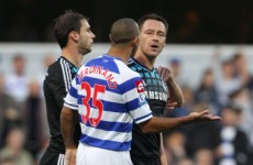 QPR players distance themselves from racism controversy