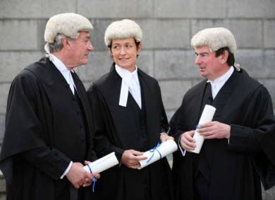 High Court judges will no longer need to don their wigs.