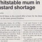 Whitstable Times, March 25 2009