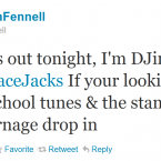 Eamon Fennell shows off his terrible taste in music.