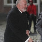 Presidential candidate David Norris arrives at Dublin Castle. Image: Niall Carson/PA Wire