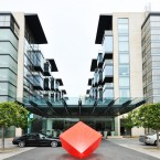 Two-bed apt, The Cubes, Beacon South Quarter, Sandyford, Dublin 18 - €130,000