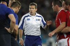 Wales avoid Irish ref Rolland for Six Nations