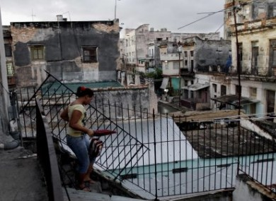 Cubans have been banned from owning their own property since Fidel Castro took power
