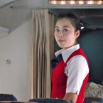 The only category in Skytrax in which Air Koryo boasts any rating higher than 1/5 is the 'Grooming and Presentation' category, in which the airline boasts a lofty 3/5 score. Reviewers say the staff are friendly and efficient, but perfunctory.