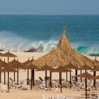 The stunning beach at Riu Touareg on Boa Vista in the Cape Verde is just one of the main reasons to go here - and it looks pretty tempting to us...