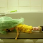 Ah planking... if there is any physical comedy greater than lying face-down and perfectly still on unusual objects or places, we didn't come across it in 2011. 