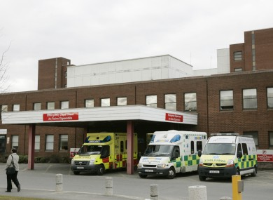 Beaumont Hospital in Dublin (File photo)
