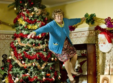 (L-R) Tree, Mrs Brown