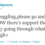 Stan Collymore encourages people to speak out about depression - less than 24 hours before Gary Speed's tragic death was announced.