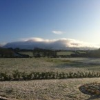 Galtee Mountains near Ballylanders Co. Limerick from @hanleypeter on Twitter