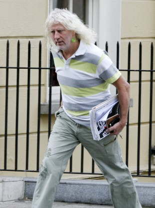 File photo of independent TD Mick Wallace