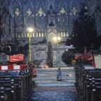 The altar in St. Catherine's Church. Photograph: Sasko Lazarov/Photocall Ireland