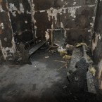 The full extent of the damage to the 19th century building is not yet clear. Photograph: Sasko Lazarov /Photocall Ireland