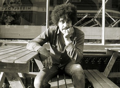 Thin Lizzy frontman Phil Lynott died 26 years ago today, January 4, 1986.