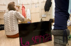 """We're not going down without a fight"" – employees occupy La Senza"