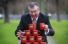 Caption competition: Mug of the day?