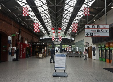 Kent Station, Cork