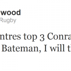 Will Greenwood praises some oft-overlooked individuals.