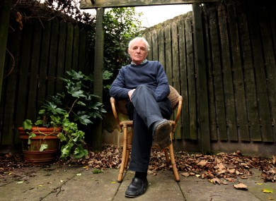 Eamon Dunphy: I'm a dissident. 