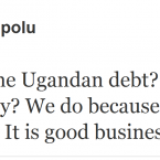 Eliota Fuimaono-Sapolu also weighs in on the 'Stop Kony' debate.