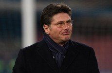 Mazzarri wins reprieve for Chelsea clash