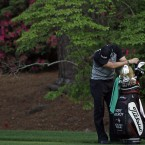 McIlroy lead by four shots going into the final round of the 2011 Masters at Augusta, but after a devastating final round implosion, finished 10 shots behind winner Charl Schwartzel in a tie for 15th.