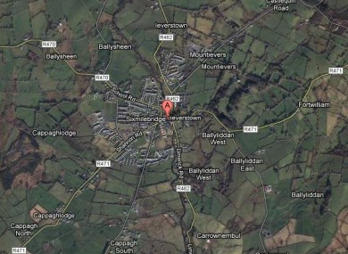The accident happened near Sixmilebridge in Co Clare this morning.