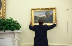 Obama revamps the White House art collection