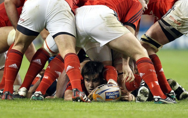 Conor Murray 4/11/2011